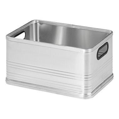 Caja de transporte de aluminio 80L