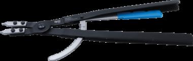 Alicate de puntas (circlip) recto para anillos de retención interiores 500 mm