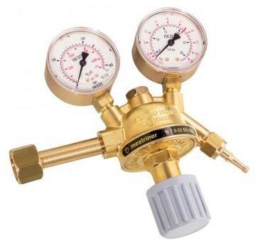 Reductor de presión CO2 2 Mano. 24/32F