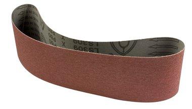 Bandas lijadoras madera x10 piezas