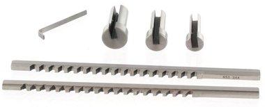 Rock set 5 piezas HSS 2 - 3 mm
