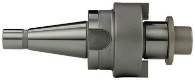 Portafresa plano a lo largo del eje transversal DIN6358 - ISO