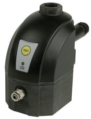 Purga electronica de condensados - patentada