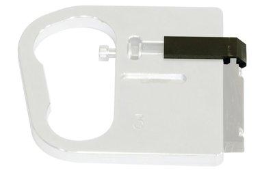 Cuchilla de repuesto para cuchilla de ranura en V