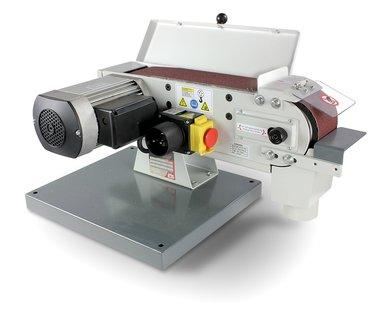 Lijadora de banda - modelo de mesa 3x400V