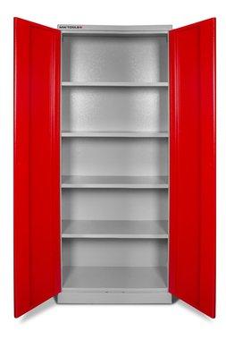 Armario de almacenamiento universal con estantes