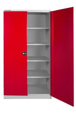 Armario de almacenamiento universal con estantes 780x380x1.920mm
