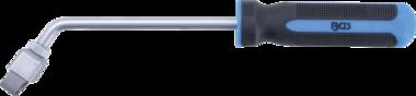 Espatula de junta acodada 155 mm