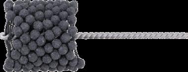 Herramienta para lapeado flexible granulacion 180 68 - 70 mm