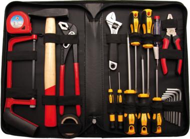 Juego 23 piezas de herramientas