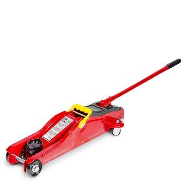 Hidraulica gato movil 2t - capa extra para los coches deportivos