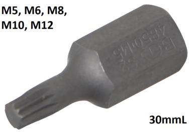 Punta entrada (3/8) dentado multiple interior (para XZN)