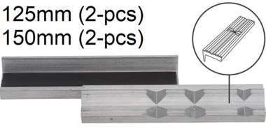 Mordazas de repuesto aluminio