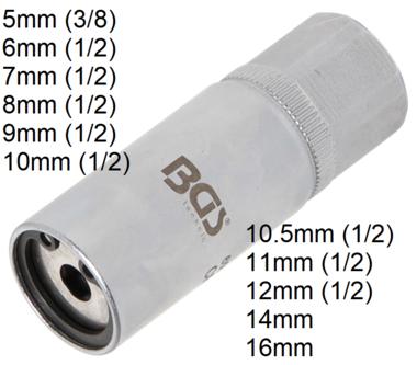 Extractor de esparragos, 5 mm
