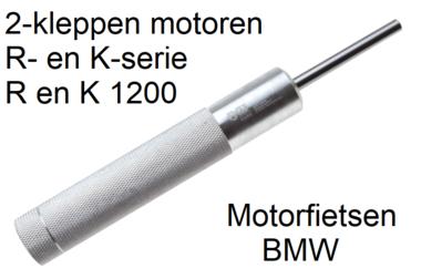 Herramienta de centrado del disco de embrague para motores BMW de 2 valvulas