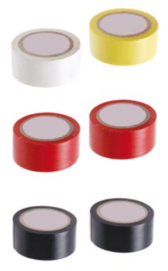 6 unidades de cinta aislante VDE