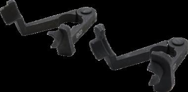 Herramienta de desbloqueo para acoplamientos de lineas de aire acondicionado para VAG