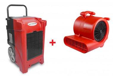 Kit secador BDE90 + Ventilador RV3000