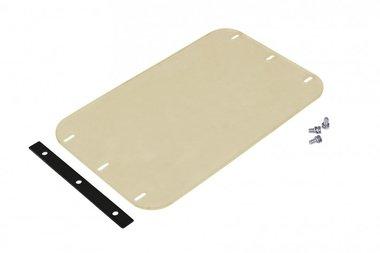 Alfombra de poliester para la amortiguacion de la placa vibratoria