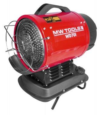 Soplador de aire caliente infrarrojo 20kw