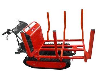 Transporte de madera para el marco del MRP300