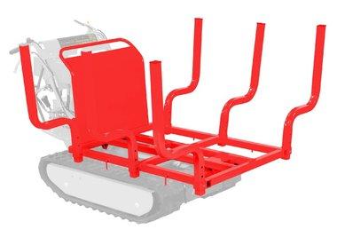 Transporte de madera para el marco del MRP500H/MRD500H