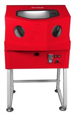 Cabina de limpieza de alta presion 8-14 litros