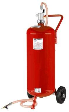 Caldera de soda movil de 26 litros