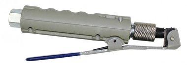 Pistola para caldera de chorro de arena