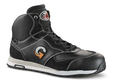 Zapatos de seguridad imola mid-S3 nero