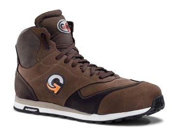Zapatos de seguridad de imola-S3 de cuero