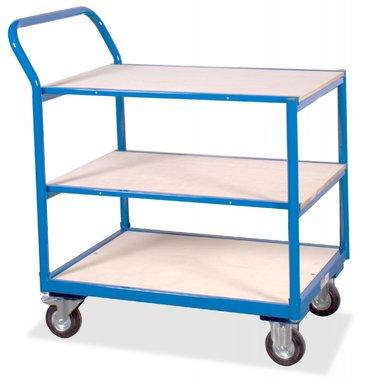 Carro de estanteria 3 estantes 250kg
