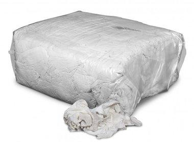Trapos de limpieza algodon blanco 10kg