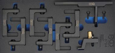 Herramienta para tapas de cojinete del arbol de levas para BMW N51 / N52