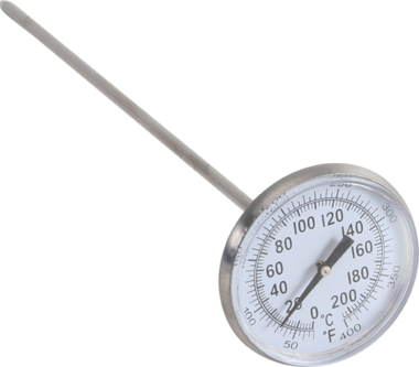 Termómetro con sensor para BGS 8027/8098