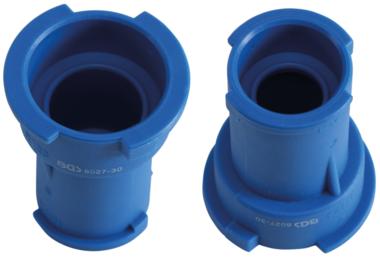 Conector R123, R124 para BGS 8027, 8098 azul