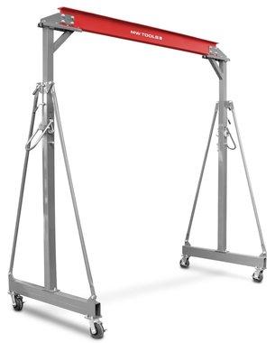 Gr a portico movil de 2 toneladas