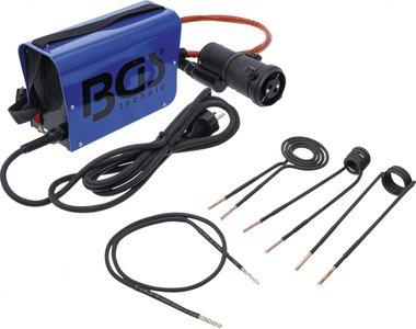 Calentador de induccion manual 1,1 kW