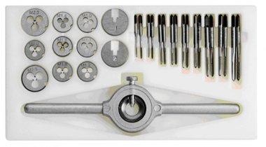 Juego de corte de hilo en miniatura de m1 a m2,5 - 30 piezas