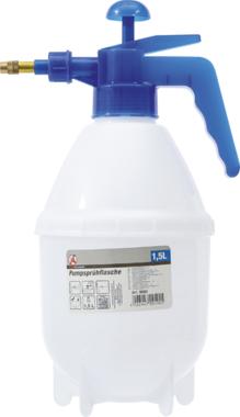 Botella pulverizadora de bombeo 1,5 liter