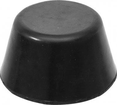 Almohadilla de goma para plataformas elevadoras diametro 105mm