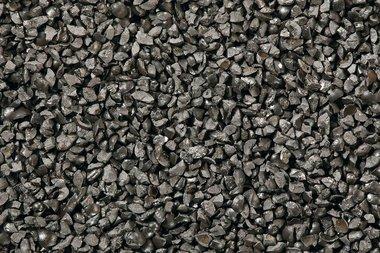 Chorro limpiador de acero abrasivo de grano angular 100 - 400µm 25kg