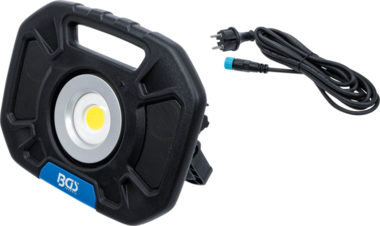 Lampara de trabajo LED COB 40W con altavoz integrado