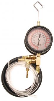 Manómetro con conectores para BGS 8026