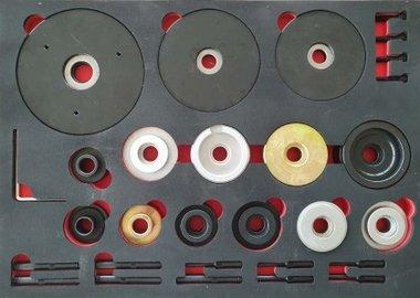 Juego de montaje de cojinetes Master HBU 62/66/72/78/82/85 mm