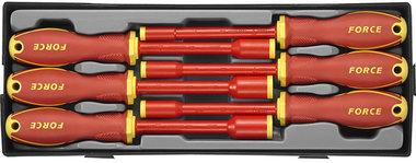 Juego de destornilladores de tapa Aislados 6 piezas