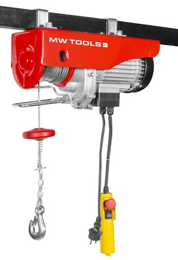 Polipasto electrico 125/250 kg