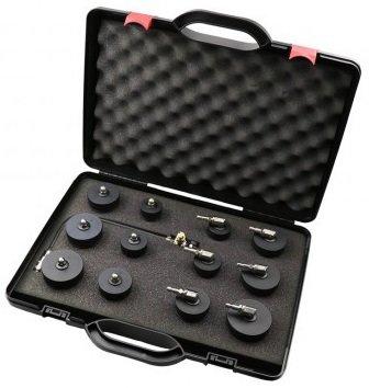 Probador de sistemas de turbo de 31 a 61 mm de 13 piezas