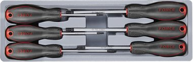 Módulo 6 destornillador para tornillos Torx perforado