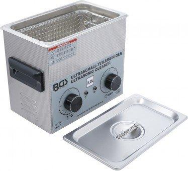 Limpiador de piezas por ultrasonido 3,2 l